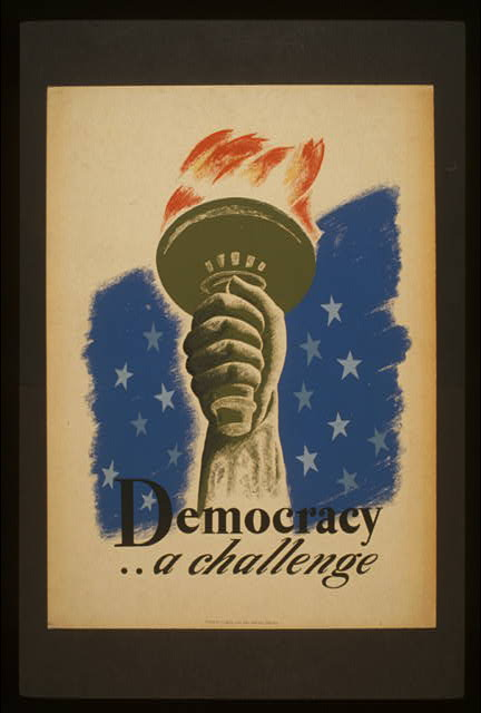 democracy a challenge