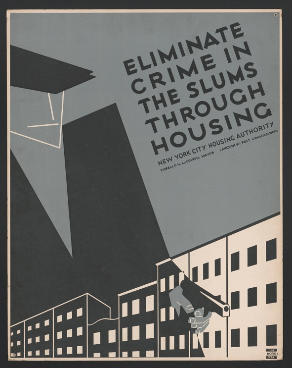eliminate crime through housing